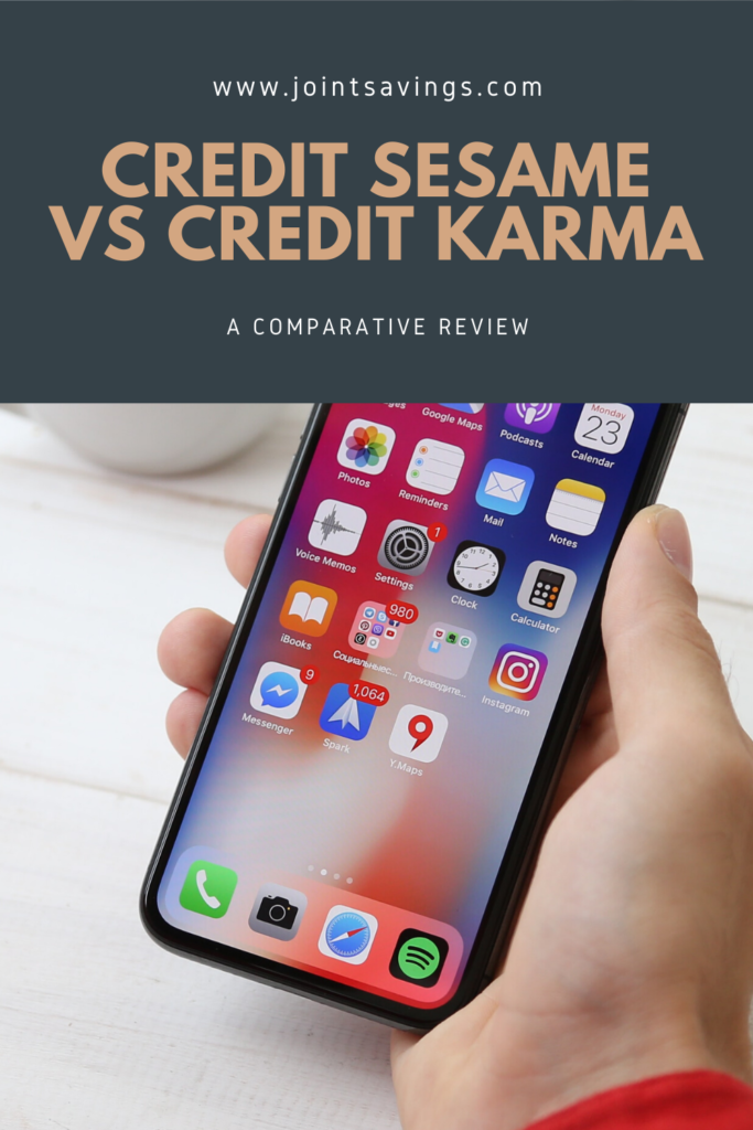 Credit Sesame vs Credit Karma a comparative review