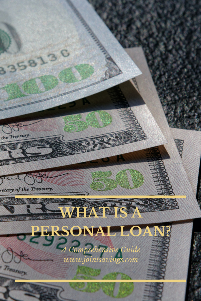 what is a personal loan a comprehensive guide