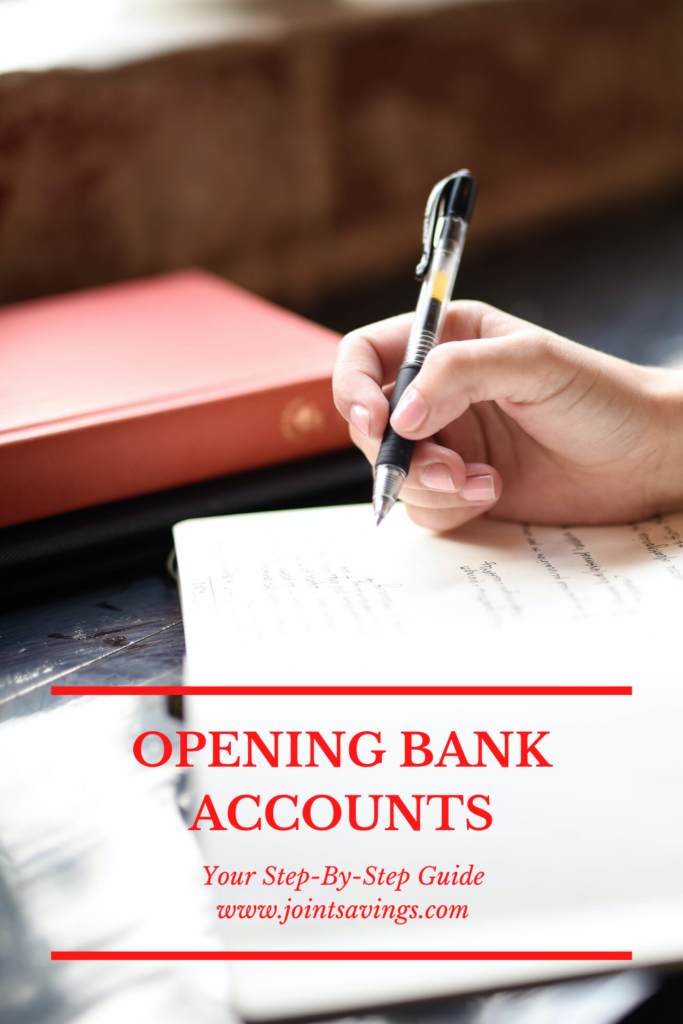 a guide on how can I easily open bank accounts