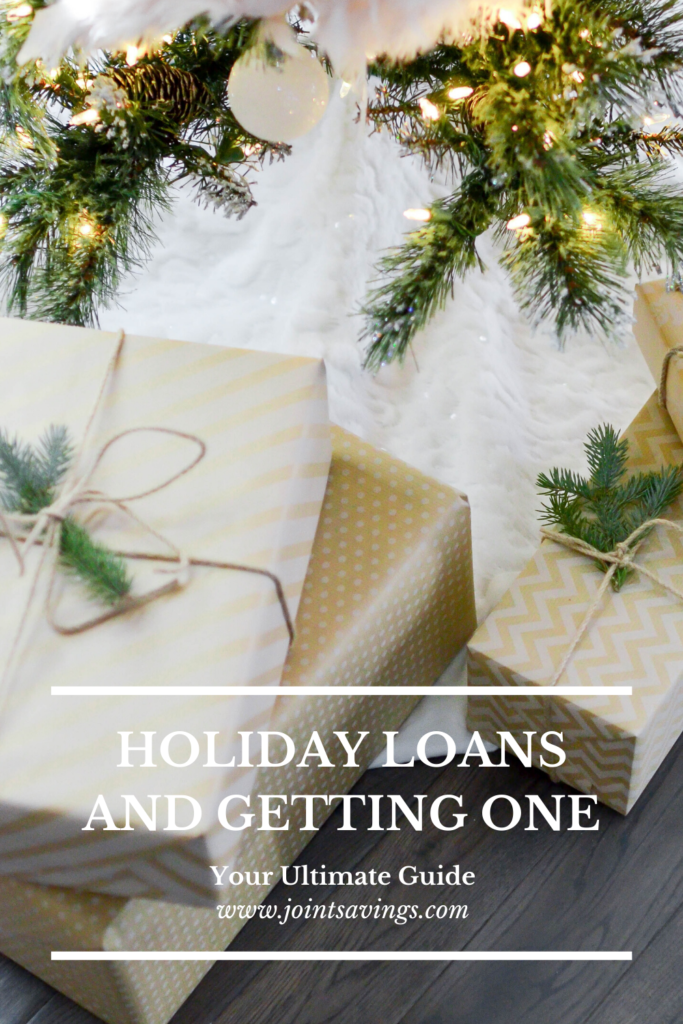 what is a holiday loan and should you get one