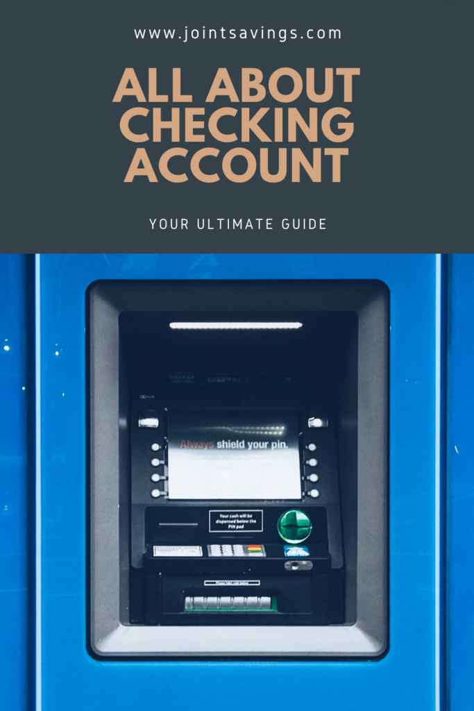 all about checking accounts