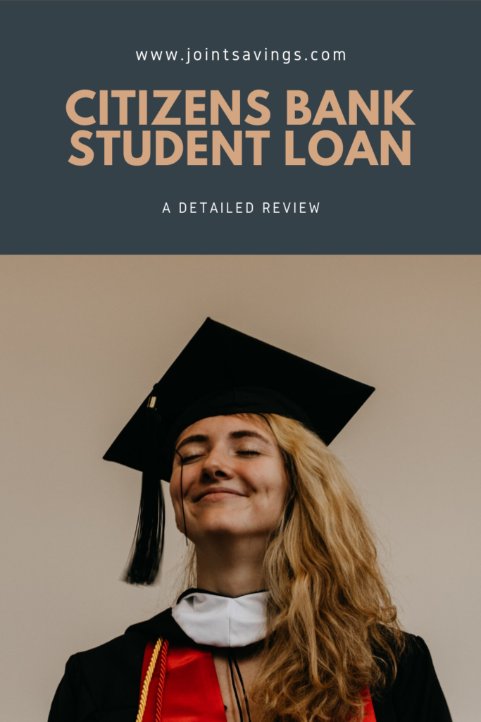 Citizens Bank Citizens One student loans review