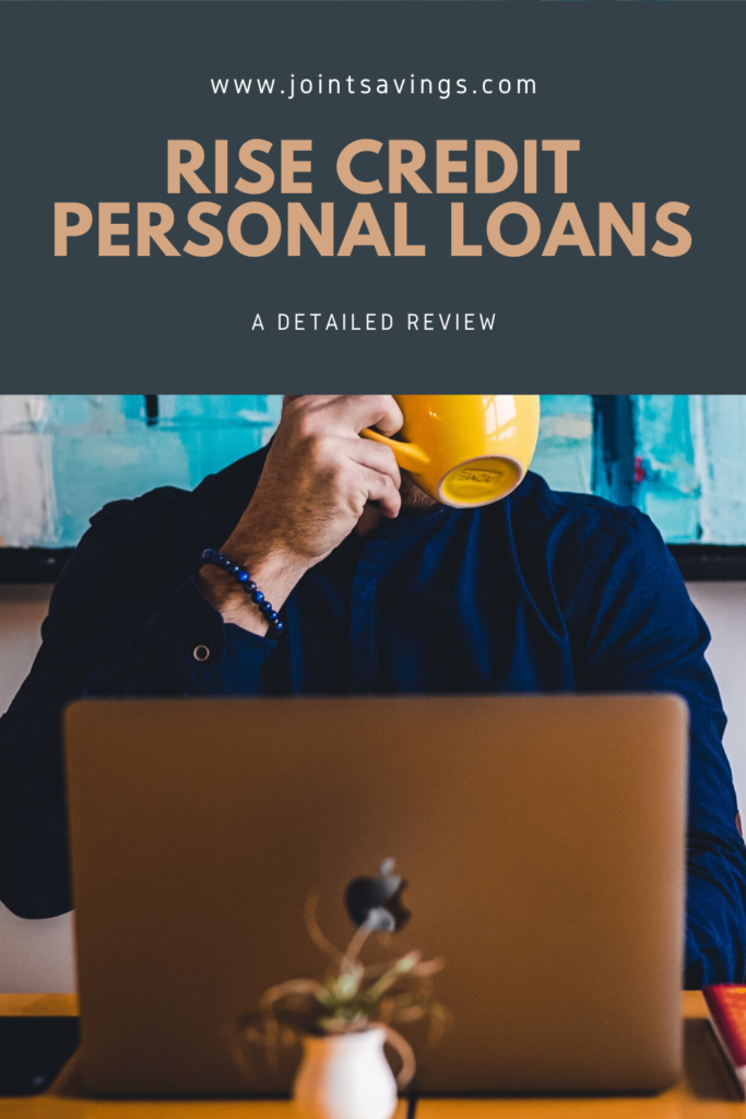 detailed RISE Credit Personal Loans Review