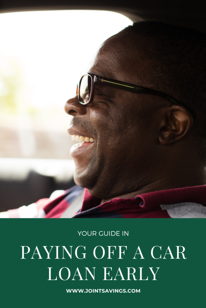 ways on how to pay off your car loan early
