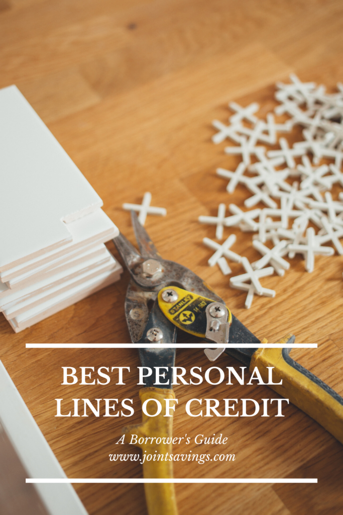 Best Personal Lines of Credit  in the U.S.