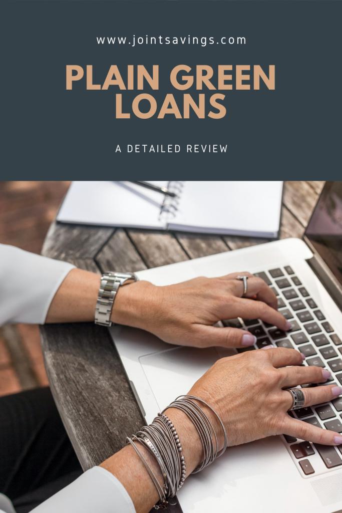 Plain Green Loans Review