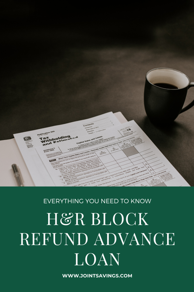 H&R Block Refund Advance Loans Review