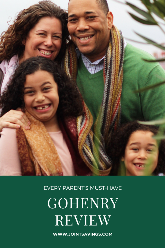 GoHenry Review: The Key To Teach Your Young Kids On Financial Literacy